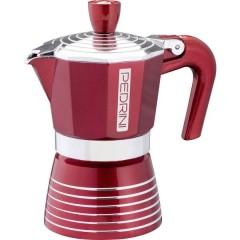 Infinity Macchina per caffè espresso Rosso Capacità tazze=2