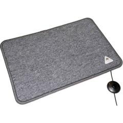 Heat Master® Tappetino riscaldante (L x L x A) 70 x 50 x 1.5 cm Antracite