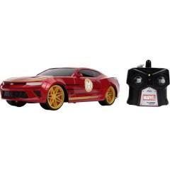 Marvel Iron Man RC 2016 Chevy 1:16 Automodello Elettrica Auto stradale incl. Batterie