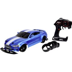 F & F RC Drift Jakobs Ford Mustang 1:10 Automodello Elettrica Auto stradale 4WD incl. Batterie