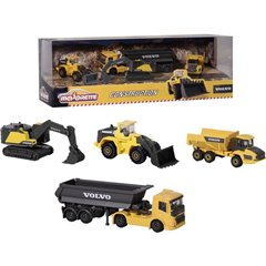 Volvo 4 Pieces Giftpack Camion modello