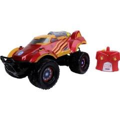 Marvel RC Iron Thruster 1:14 Automodello Elettrica Auto stradale incl. Batterie