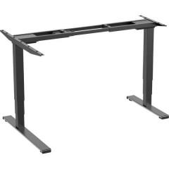 Telaio del tavolo per lavoro in piedi o seduti SP-SDF-510 Colore piastra tavolo: Nero (L
