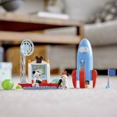 LEGO® DISNEY Micky e il razzo spaziale di Minnie