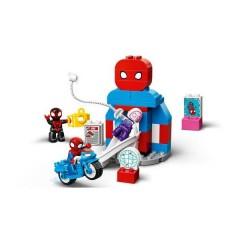 LEGO® DUPLO® Comando Spider-Mans