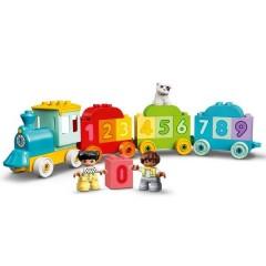 LEGO® DUPLO® Treno di numeri: Imparare a contare