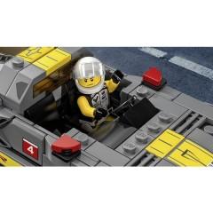 LEGO® SPEED CHAMPIONS Chevrolet corvette C8.R & 1968 Chevrolet corvette