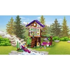 LEGO® FRIENDS Casa degli alberi nella foresta