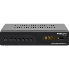 HD 390 Ricevitore DVB-S2 USB anteriore Numero di sintonizzatori: 1