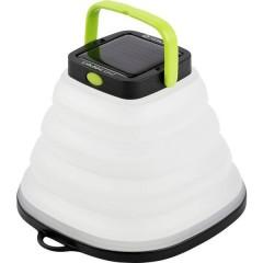 Crush LED (monocolore) Lanterna da campeggio 60 lm a batteria ricaricabile, a energia solare 91 g