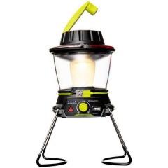 Lighthouse 600 LED (monocolore) Lanterna da campeggio 600 lm a batteria ricaricabile 498 g Nero, Giallo