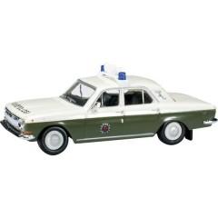 H0 Wolga M24 polizia popolare