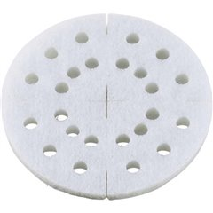 Anti Kalk Pad Filtro di ricambio 1 pz.