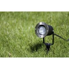 Heitronic Yuyao Faretto da giardino LED (monocolore) GU10 7 W