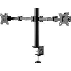 SP-MM-220 2 vie Supporto per monitor 43,2 cm (17) - 81,3 cm (32) Regolabile in altezza, Inclinabile