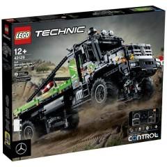LEGO® TECHNIC 4x4 camion fuoristrada Mercedes-Benz Zetros
