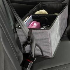 Organizer portaoggetti per sedile posteriore (L x L x A) 460 x 240 x 240 mm