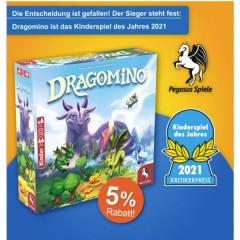 Pegasus Spiele Giochi Pegasus Dragomino