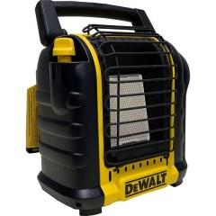 Dewalt DXH8BX Portable Radiant Riscaldatore a gas