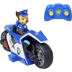 Paw Patrol Chase moto telecomandata dal cinema, auto giocattolo con telecomando
