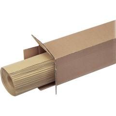 Carta per presentazioni Marrone 110 x 140 cm 100 Blocchi/Conf