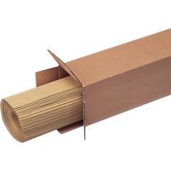 Carta per presentazioni Marrone 110 x 140 cm 50 Blocchi/Conf
