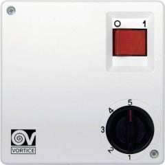 Alimentatore del ventilatore SCNR5 Bianco puro