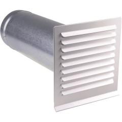 Bocchetta a risparmio energetico Adatto al diametro del tubo: 15 cm
