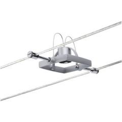 Lampada per sistema su cavo Universale GU5.3 10 W LED (monocolore) Cromo (opaco)