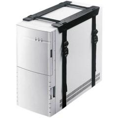 Supporto per PC Sottostruttura Nero Carico massimo fino a=20 kg