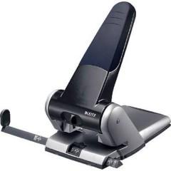 Perforatore per alti spessori Nero Formato di regolazione max.: DIN A3 65 Fogli (80 g/m²)