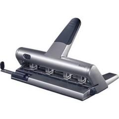 Perforatore multiplo Numero max. di fogli:30 Fogli (80 g/m²) Numero segmenti di punzonatura:4 Argento 1
