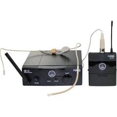WMS40 Mini Sport Set ISM 2 ad archetto Kit microfono senza fili Tipo di trasmissione:Senza fili (radio)