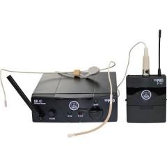 WMS40 Mini Sport Set ISM 1 ad archetto Kit microfono senza fili Tipo di trasmissione:Senza fili (radio)