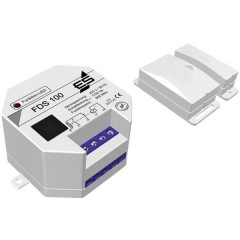 Controllo gas scarico senza fili FDS100 1150 W Bianco