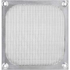 Griglia con filtro per ventola da PC 120 x 120 mm
