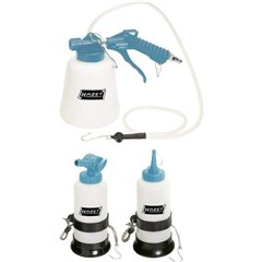 HAZET W kit sostituzione per olio freni