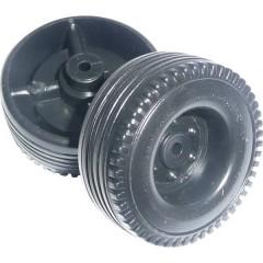 Modelcraft pneumatici con foro in plastica 37 x 16 x 2,6 mm