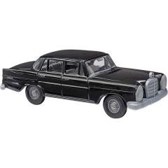 H0 Mercedes Benz 220 nero