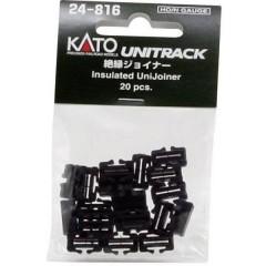 N Kato Unitrack Parti di collegamento, isolato