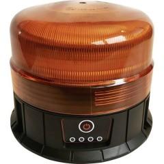 Luce a tutto tondo Akku LED RKL 12/24VR65 12 V, 24 V a batteria ricaricabile Magnetico, Supporto