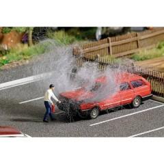 H0 Volkswagen Accensione motore Passat con figura