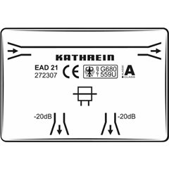 EAD 21 Distributore SAT