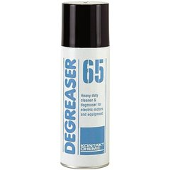 DEGREASER 65 Sgrassante e pulitore per elettronica 200 ml