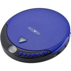 PCD510MF Lettore CD portatile CD, CD-R, CD-RW, MP3 Blu