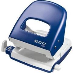 Perforatore da ufficio New NeXXt Blu Formato di regolazione max.: DIN A4 30 Fogli (80 g/m²)