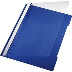 Cartellina con fermaglio Blu DIN A4
