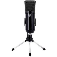 U29 - USB Side Address Studio Mic Microfono vocale incl. stativo