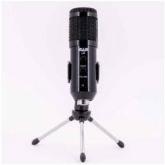 U49 - USB Side Address Studio Mic Microfono vocale incl. stativo
