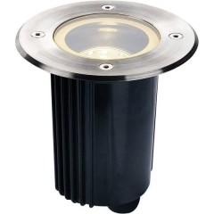 Dasar 115 Lampada da incasso per esterni GU10 Lampadina Alogena 35 W Alluminio